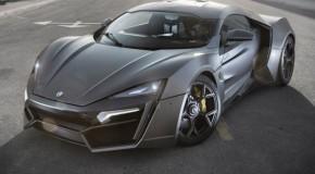 W Motors to Unveil 770HP Lykan Hypersport Supercar in Monaco