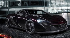 McLaren 650S Coupe MSO Concept Outshines Standard Version