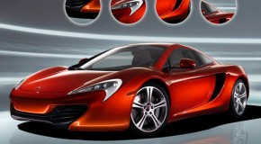 McLaren P13 Going into Production Late 2015