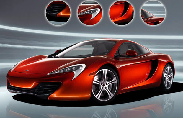 McLaren P13 2015