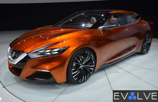 Nissan Sedan Sports Concept
