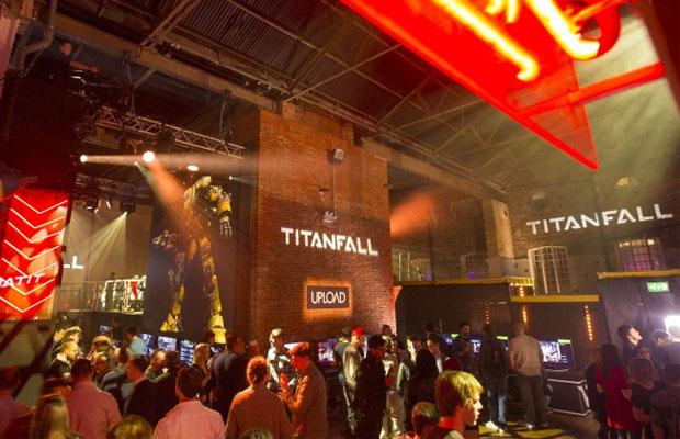 Pax East 2014 Titanfall Panel