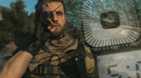 """MGS V: Ground Zeroes"" Save File to Effect ""Phantom Pain"" Game"