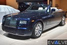 2014 NY Auto Show: Rolls-Royce Phantom Drophead Coupe Preview (Video)