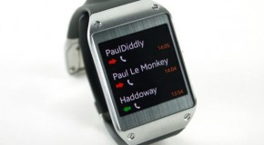 Samsung Planning SIM-Based Smartwatch Likely Dubbed the Gear Solo