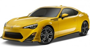 Scion FR-S Series 1.0 Announced & Limited in Production