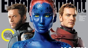 """X-Men: Days of Future Past"" EW Cover & Teaser Clip Arrive"
