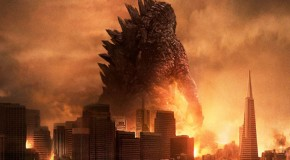"Leaked ""Godzilla"" Wondercon Footage Shows Muto Destroying City"