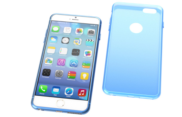 iPHone 6 Blue