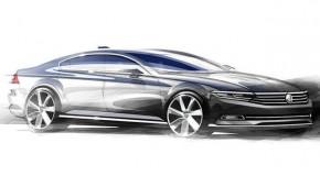 2015 Volkswagen Passat Sketch Design & Specs Released