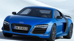 Gorgeous Audi R8 LMX Bringing Laser Headlights to Road