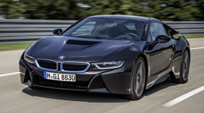 BMW i9 Coming to the Market in  2016