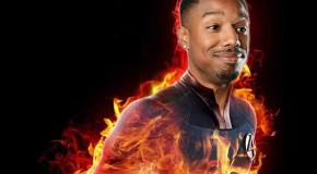 Fantastic Four's Michael B. Jordan Has Stan Lee's Approval