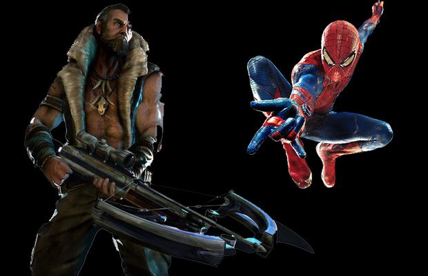 Kraven Amazing Spider-Man 3