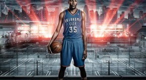 "2K Sports Makes Kevin Durant ""NBA 2K15"" Cover Athlete"