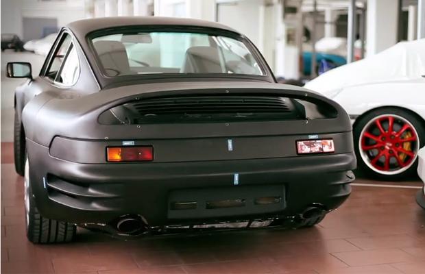 Porsche 911 V8 Prototype