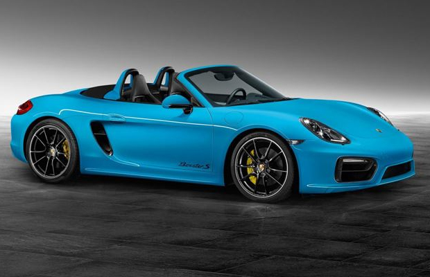 2014 Porsche Exclusive Bespoke Boxster S Pictures to pin on Pinterest