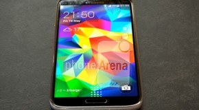Leaked Shots of the Samsung Galaxy S5 Prime Surfaces Online