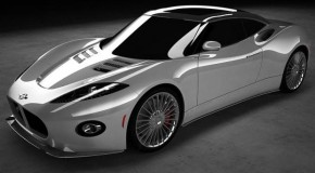 Updated Spyker B6 Venator Rendering Showcases Niche Design Features