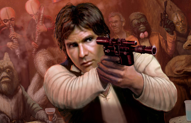Star Wars Hans Solo Movie