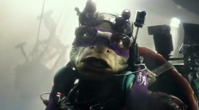 "Second ""Teenage Mutant Ninja Turtles"" Teaser Features All Four Turtles"