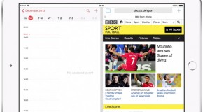 iOS 8 to Bring Split-Screen Multitasking to iPad