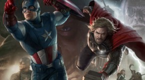 """Avengers: Age of Ultron"" Set Leak Features Captain America and Thor Plotting"