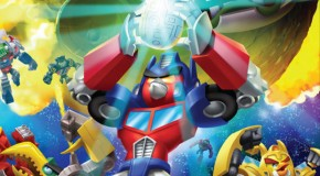 Rovio Announces Angry Birds Transformers Spin-Off
