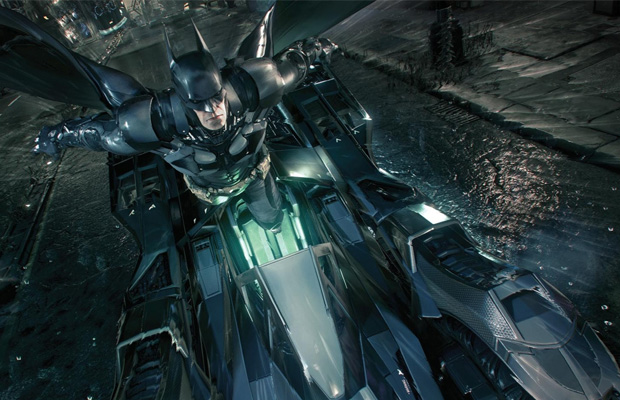 Batman Arkham Knight Trailers of E3 2014