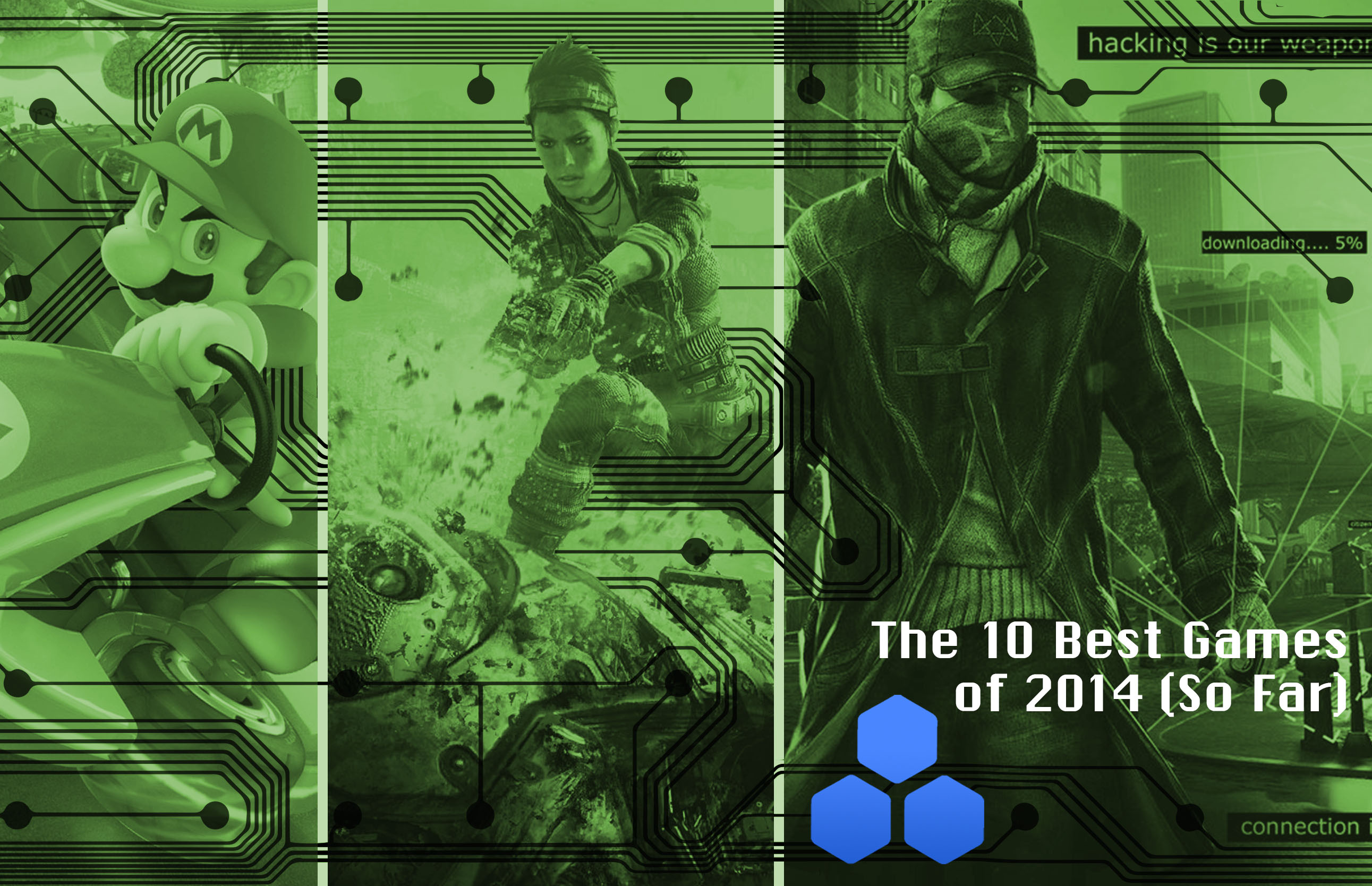 Best Video Games 2014