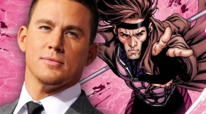 Channing Tatum Wants to Give Gambit Creole Accent