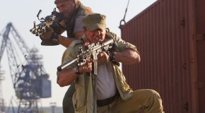 "Full-Length ""Expendables 3"" Trailer Exudes of High-Octane Action"