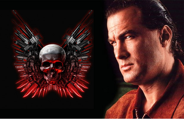 Expendables 4 Steven Seagal
