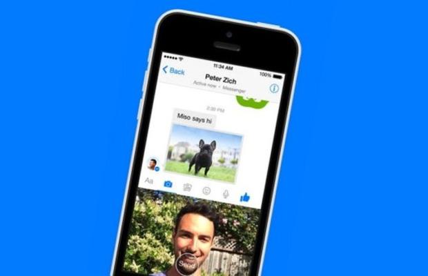 Facebook Messenger Video chat
