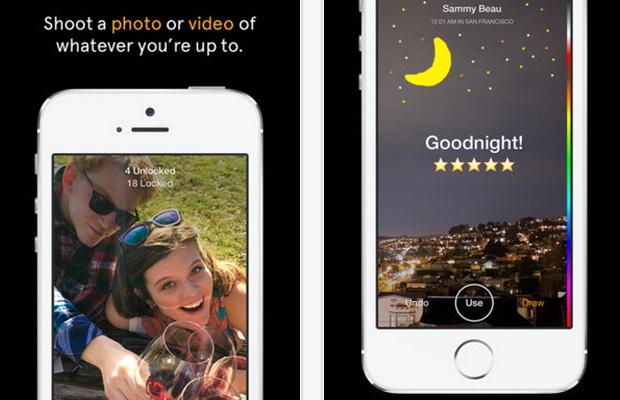 Facebook Snapchat service