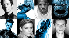 """Fantastic Four"" Reboot to Have 'Found-Footage Feel'"