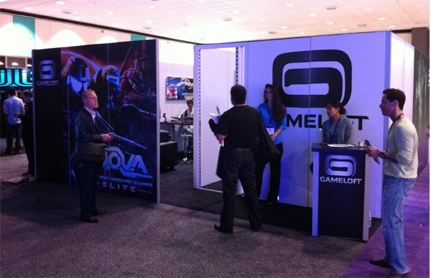 Gameloft E3 2014