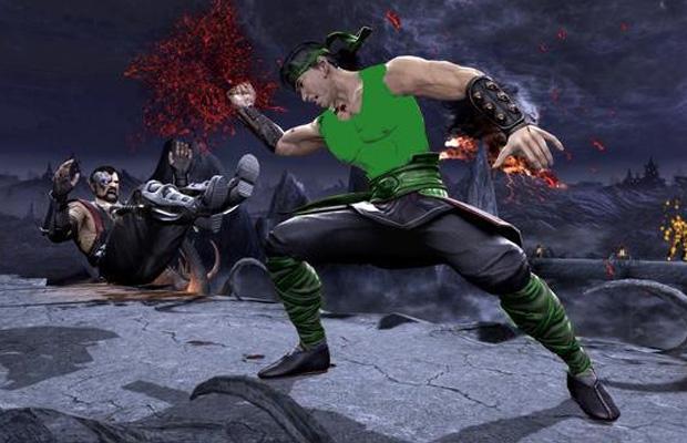 Hornbuckle Mortal Kombat