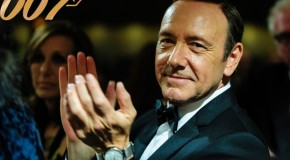 Kevin Spacey Isn't Portraying the Next 007 Villain