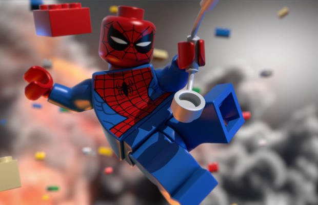 Marvel Lego Movie 2
