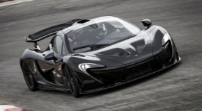 McLaren P1 Track Edition Confirmed for 2015