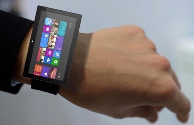 Micrososft Smartwatch
