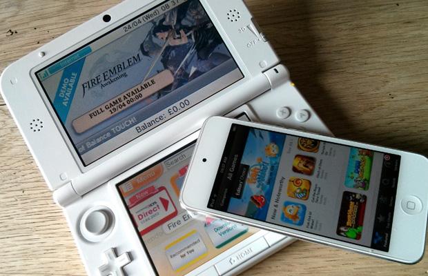 Nintendo 3ds smartphone