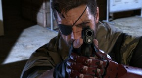 "Latest ""Metal Gear Solid 5: Phantom Pain"" Trailer Showcases Cardboard Combat"
