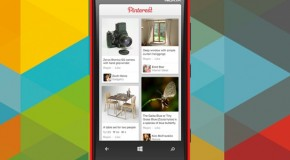 Pinterest App Finally Comes To Windows Phone