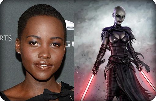 Star Wars Episode 7 Female Sith Lord