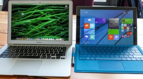 Microsoft Offering $650 to Swap Out Macbook Air for Surface Pro 3