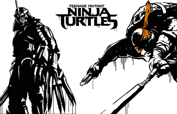 TMNT 2014 posters