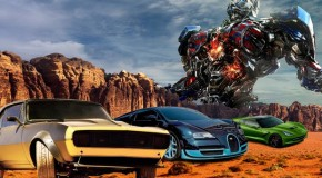 "The Awesome Rides of ""Transformers: Age of Extinction"""