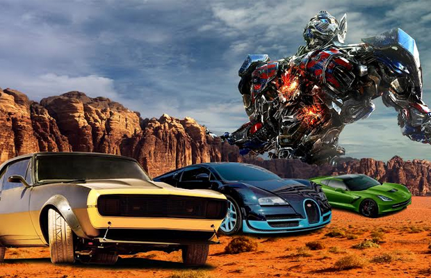 Transformers Age of Extinction Cars